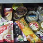 アイス冷凍庫