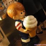ソフトクリーム坊や