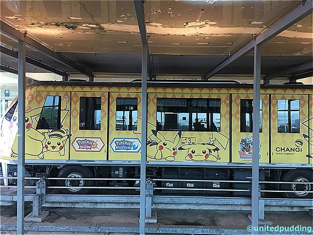 Pokémon 列車